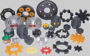 Jaw coupling, gear couplings, chain couplings, torsional couplings manufactured in Thailand with precision and highest quality materials